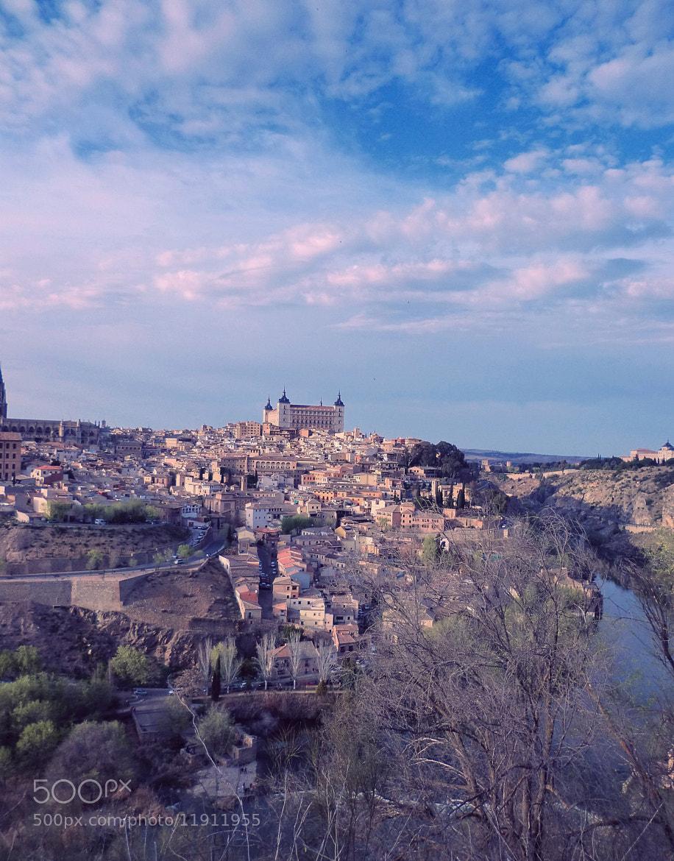 Photograph panorámica-Toledo by Noelia Martín on 500px