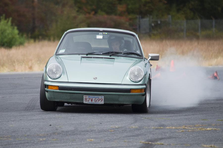 Autocross at Fort Devens MA