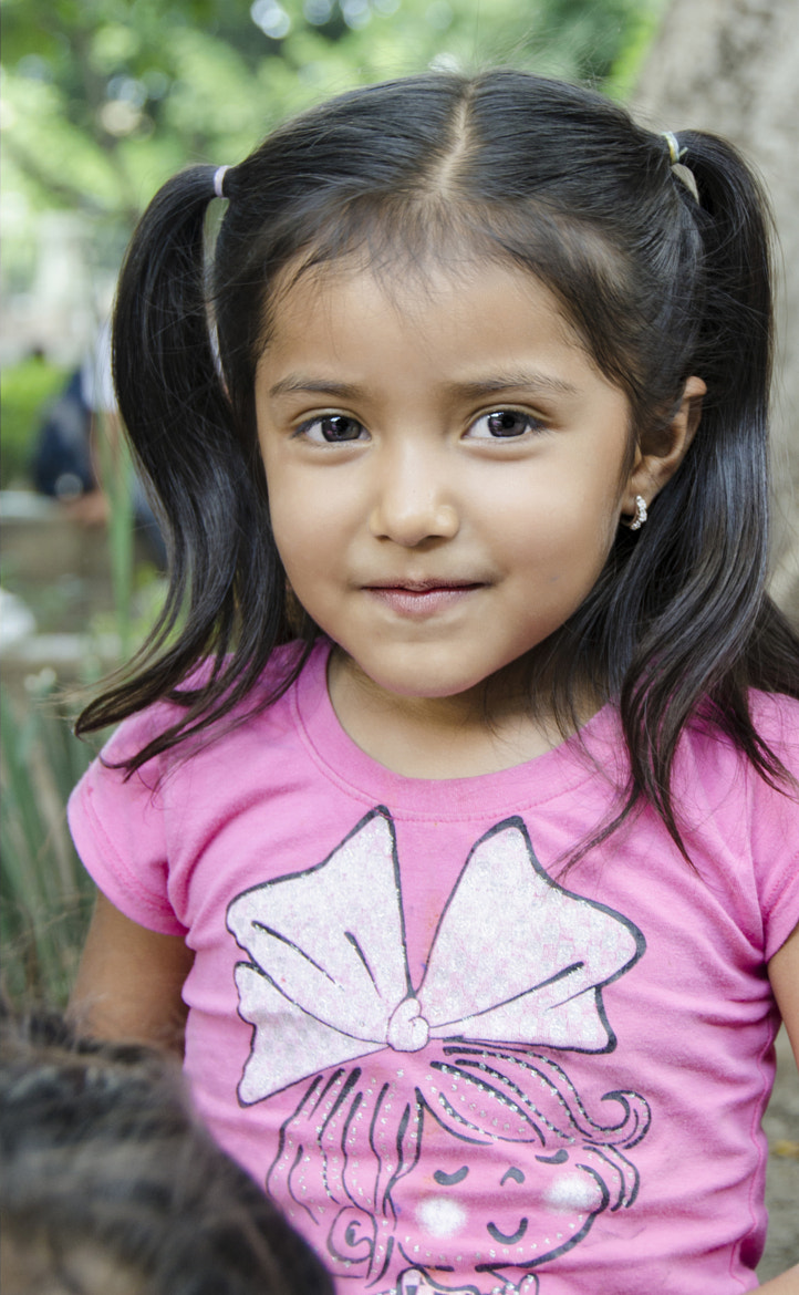 Photograph Girl in Oaxaca, Mexico by Joe Routon on 500px