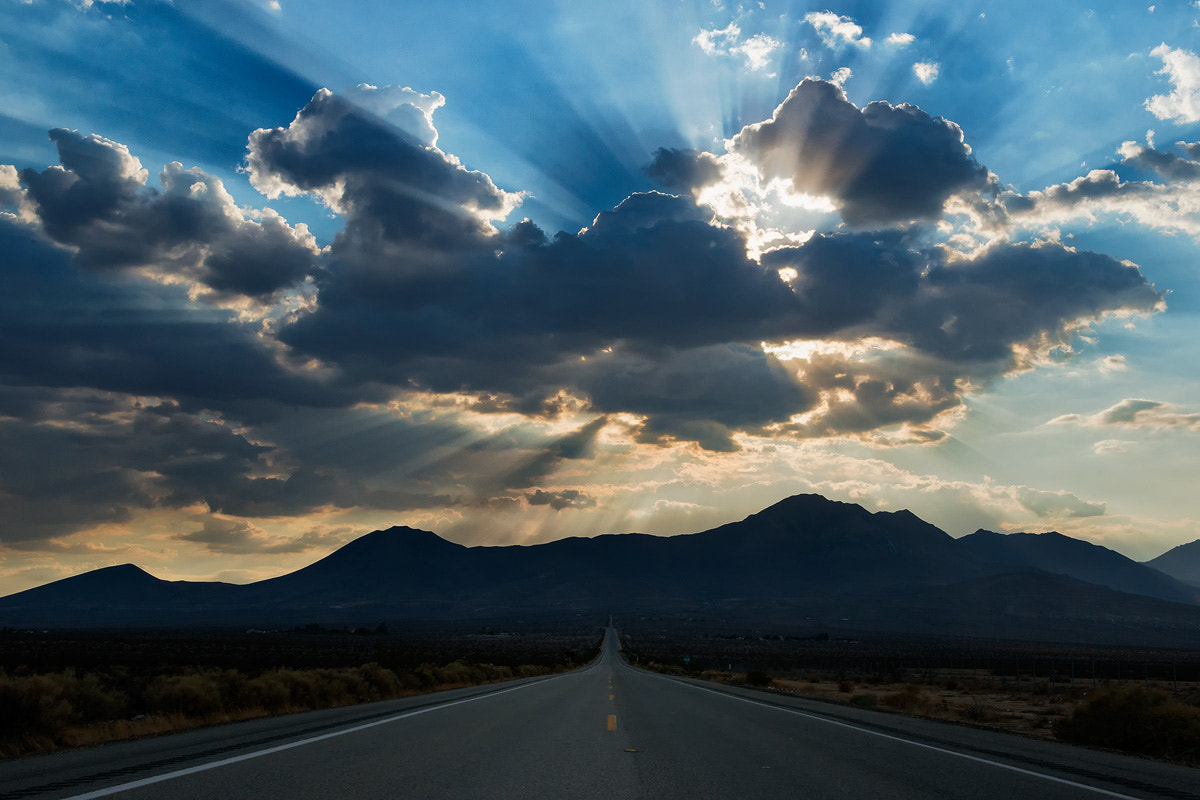 Photograph The Road by Matthew Kuhns on 500px