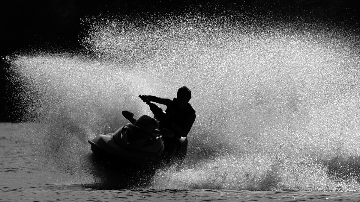 Photograph Jetski by Grzegorz Wiernik on 500px