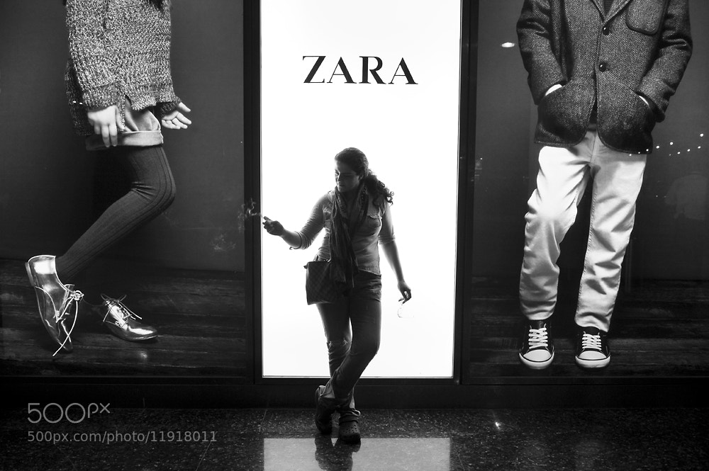Photograph zara girl by Nedhal Nooh on 500px