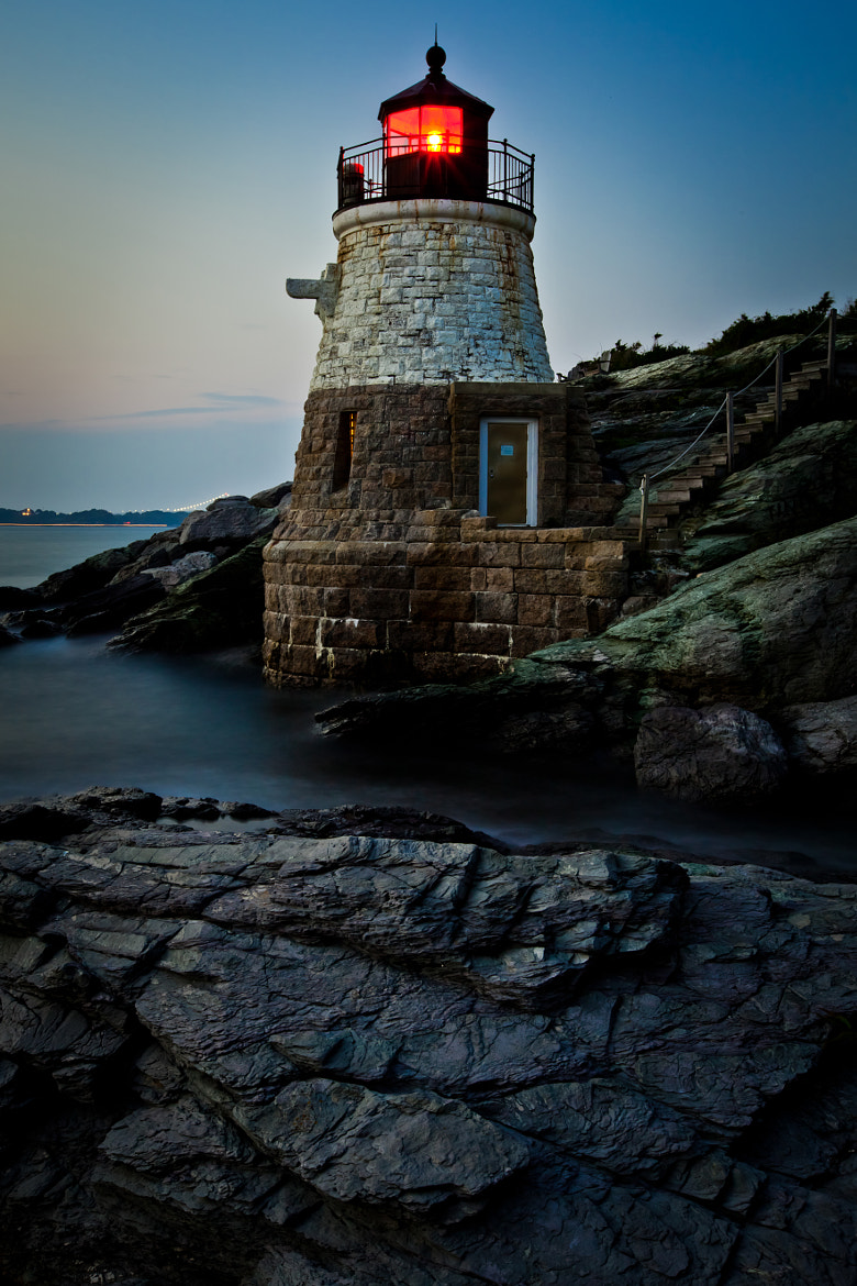 Photograph Castle Hill Light by Rich Williams on 500px