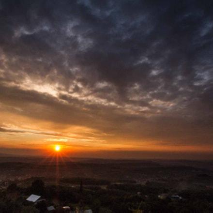 Bucium's sunset