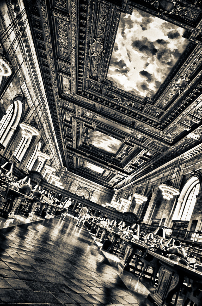 Photograph Library by T Kosaiyaseth on 500px