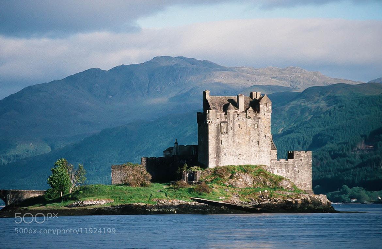 Photograph Eilean Donan by Steven Blackmon on 500px