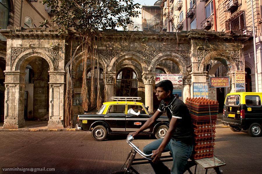 Photograph Mumbai-India by TUAN VAN on 500px