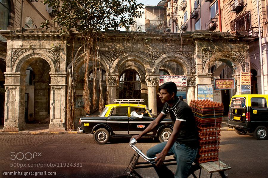 Photograph Mumbai-India by TUAN VAN on 500px
