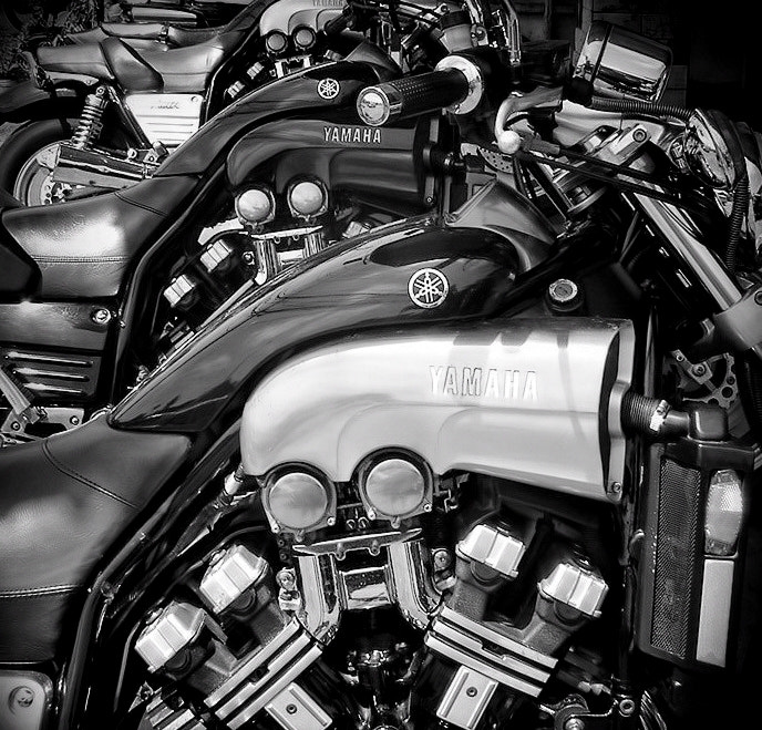 Photograph Big bikes by Vey Telmo on 500px