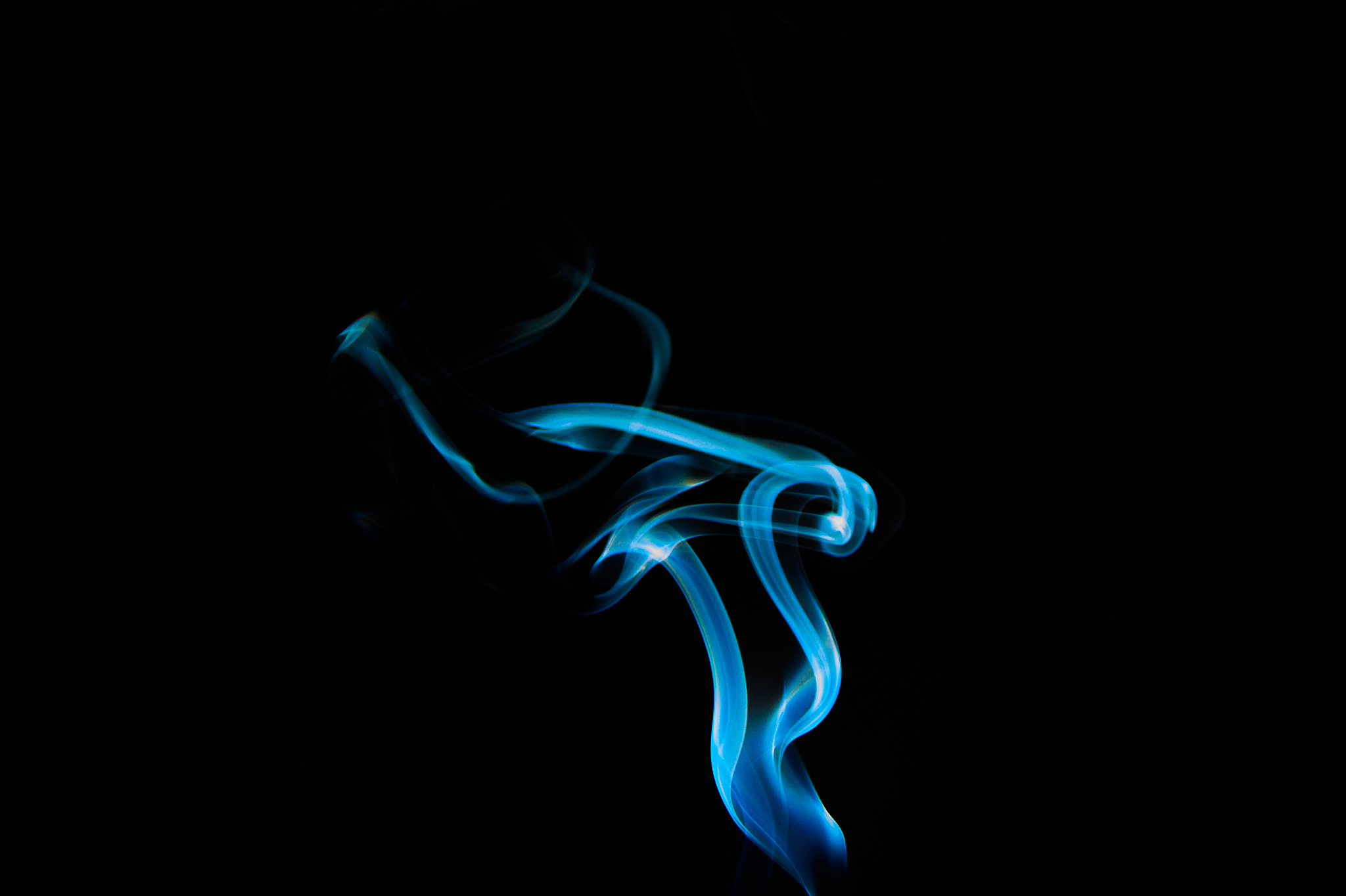 Photograph Blue Smoke by Salvatore Grigoli on 500px