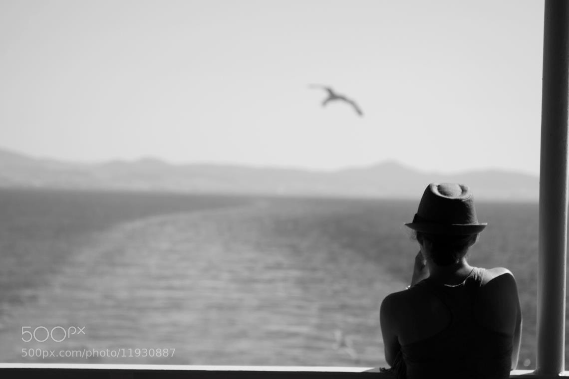 Photograph Traveler by Paraskevas Vatos on 500px