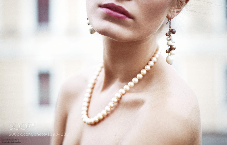 Photograph Jane by Lyudmila Kovalenko on 500px