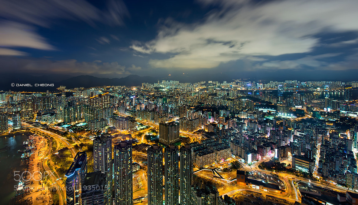 Photograph Gridlock by Daniel Cheong on 500px