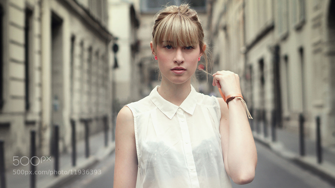 Photograph Louise by Remy Perthuisot on 500px