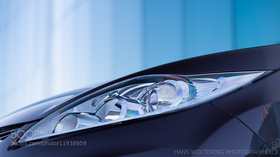 Photograph Ford Fiësta Detail by Hans Woltering on 500px