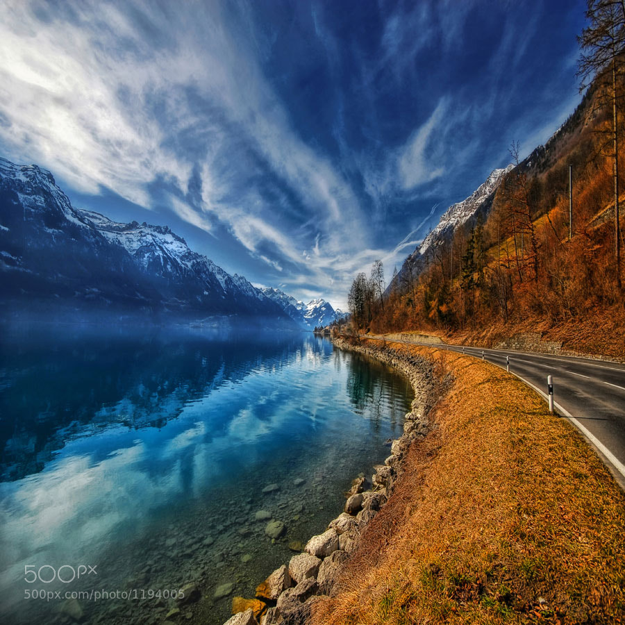 Photograph Road to no Regret by Philippe Sainte-Laudy on 500px