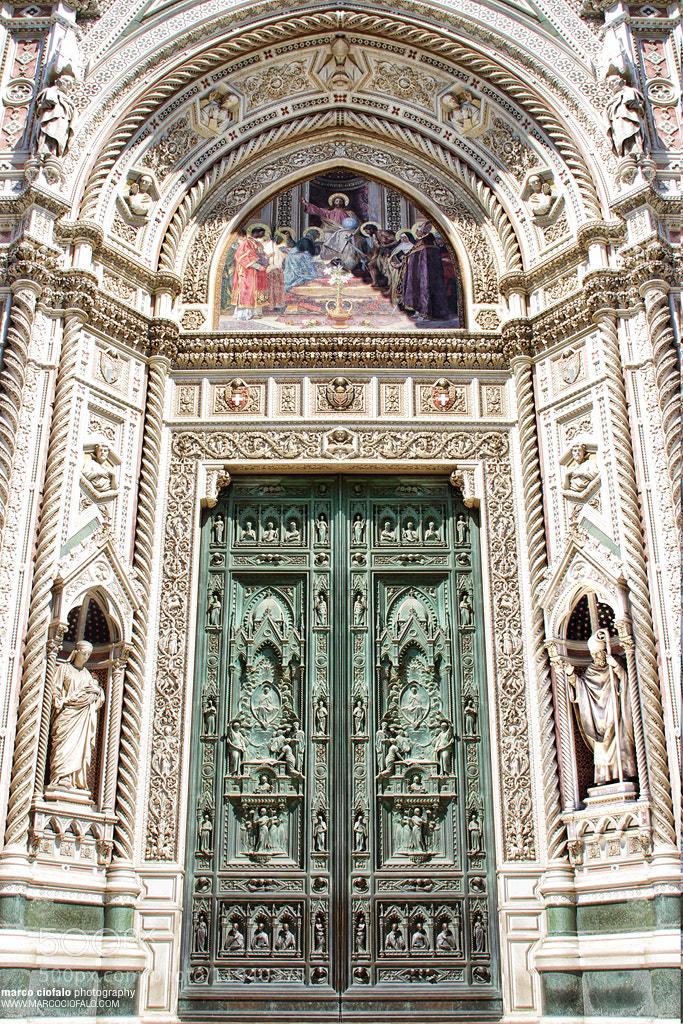Photograph Duomo, simmetria. by Marco Ciofalo Digispace on 500px