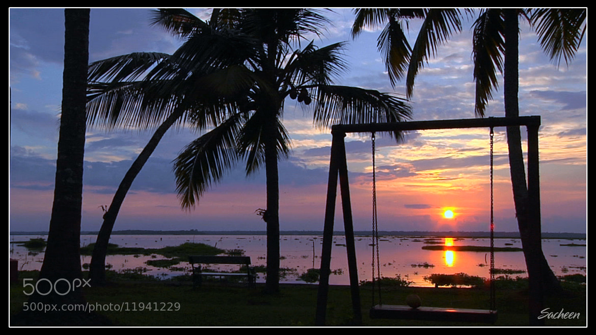 Photograph kerla sunset by Sacheen Vaidya on 500px