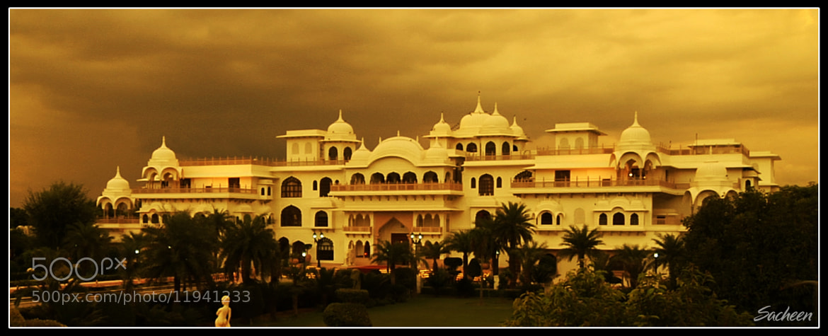 Photograph hotel in rajasthan by Sacheen Vaidya on 500px