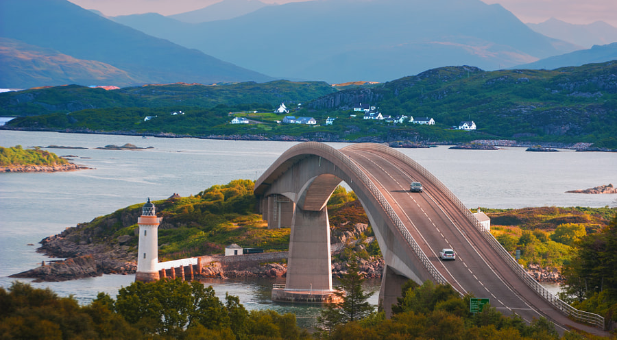 Skye Bridge by Dr.Nirmal Kumar on 500px.com