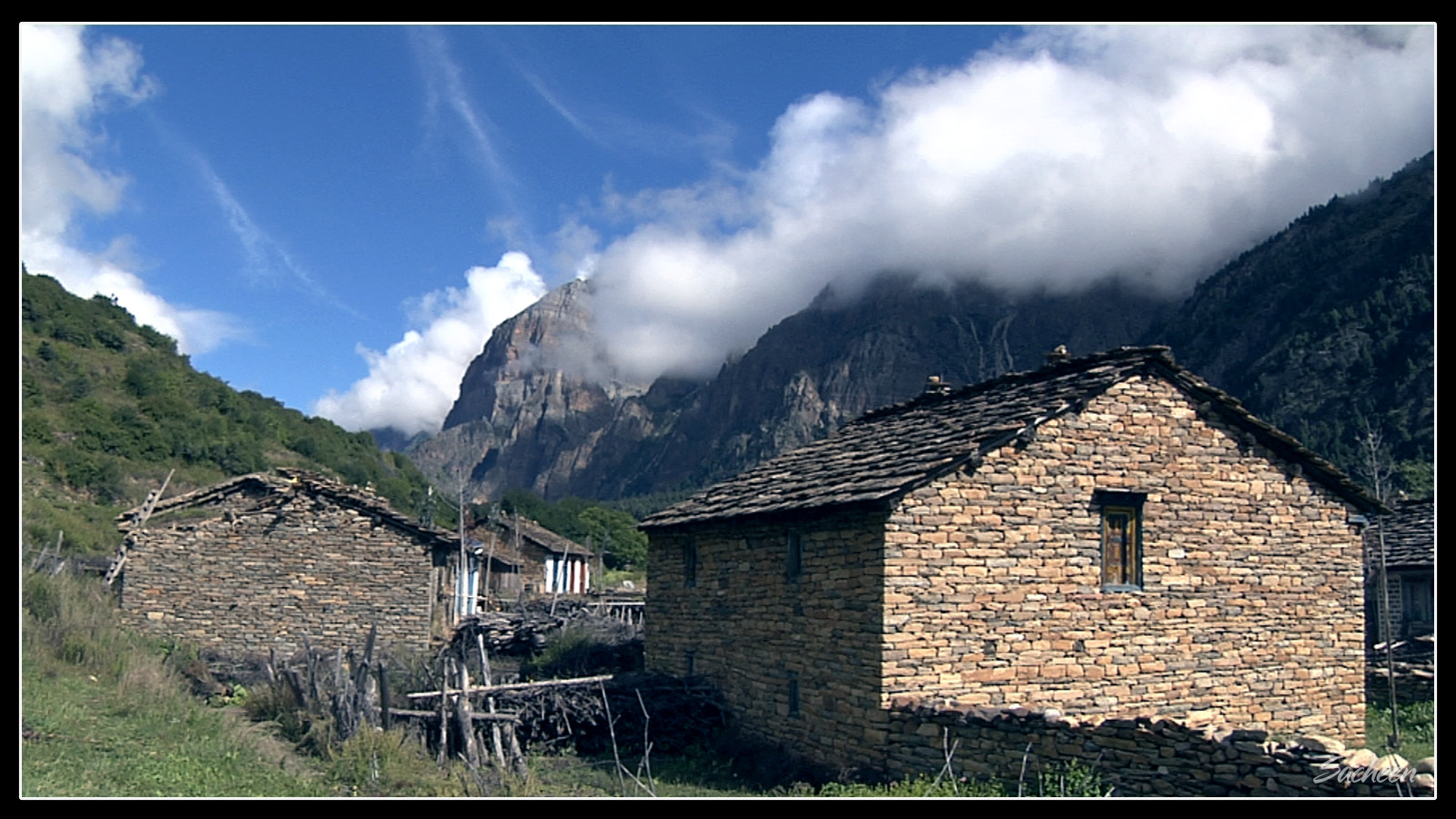 Photograph Mountain Home by Sacheen Vaidya on 500px