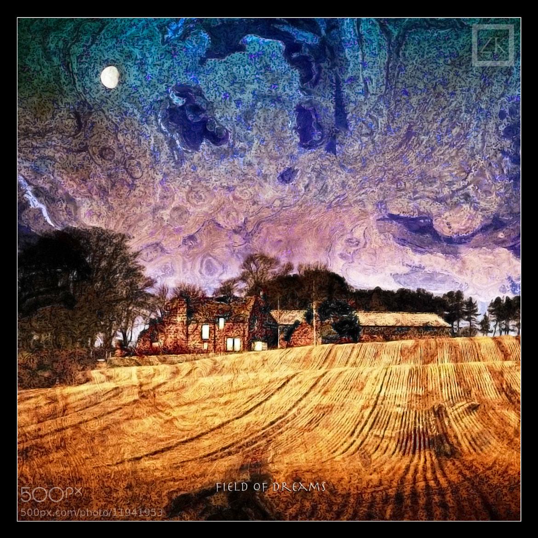 Photograph Field of Dreams by Zain Kapasi on 500px