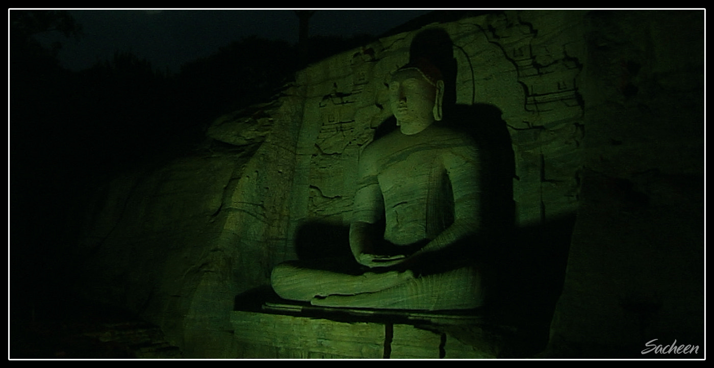 Photograph Buddha in sri lanka by Sacheen Vaidya on 500px