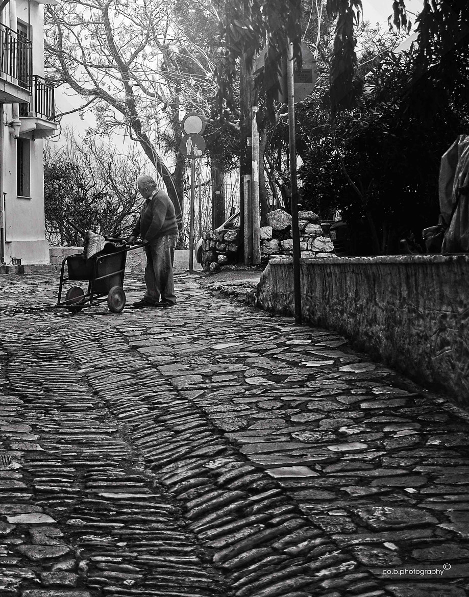 Photograph Street cleaner by Constantinos Beltsios on 500px