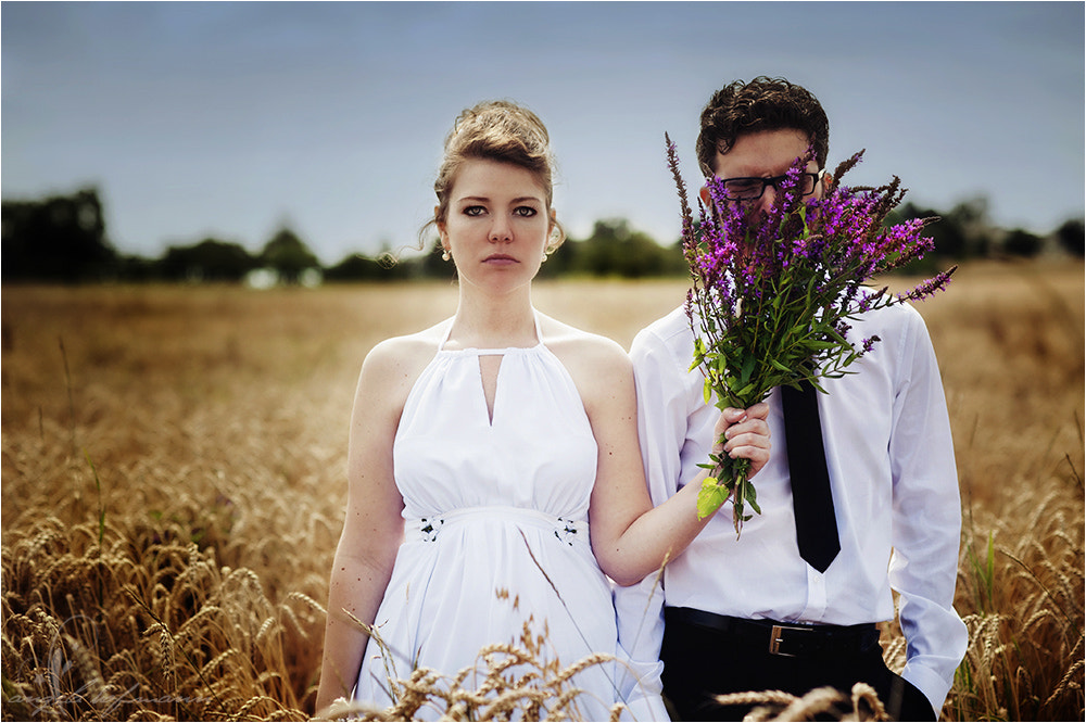 Photograph just married by Angela Hofmann on 500px