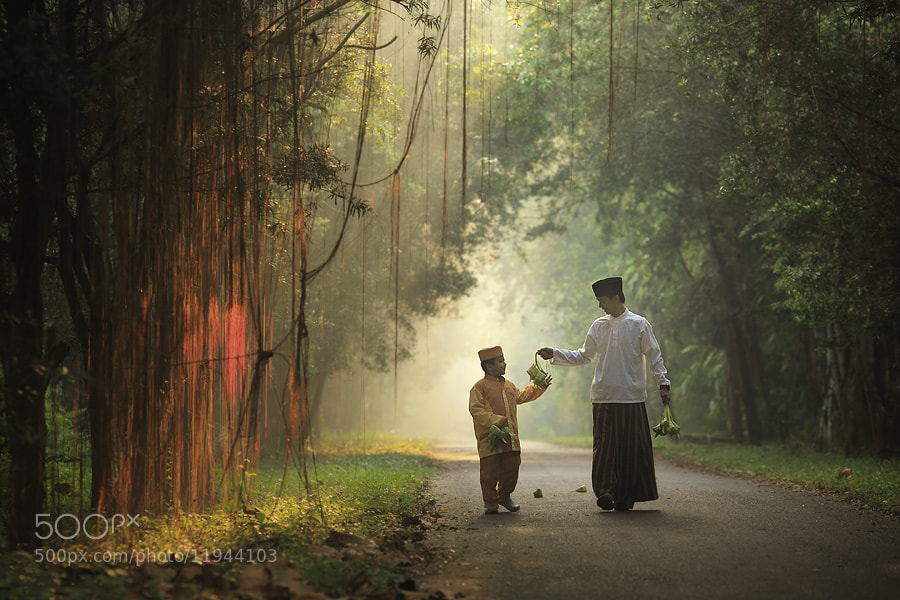 Photograph happy ied mubarak by asit  on 500px