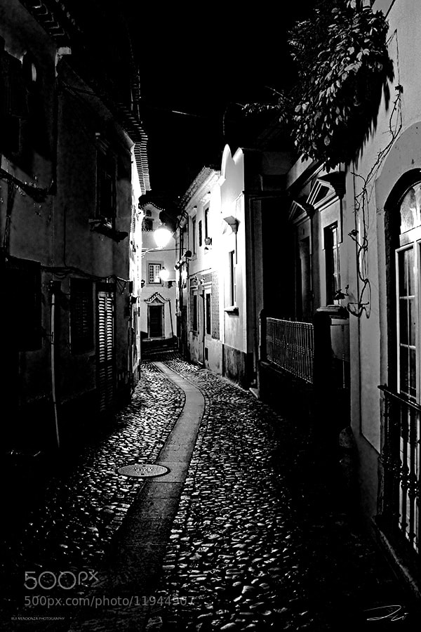 Photograph Streets by Rui Mendonza on 500px