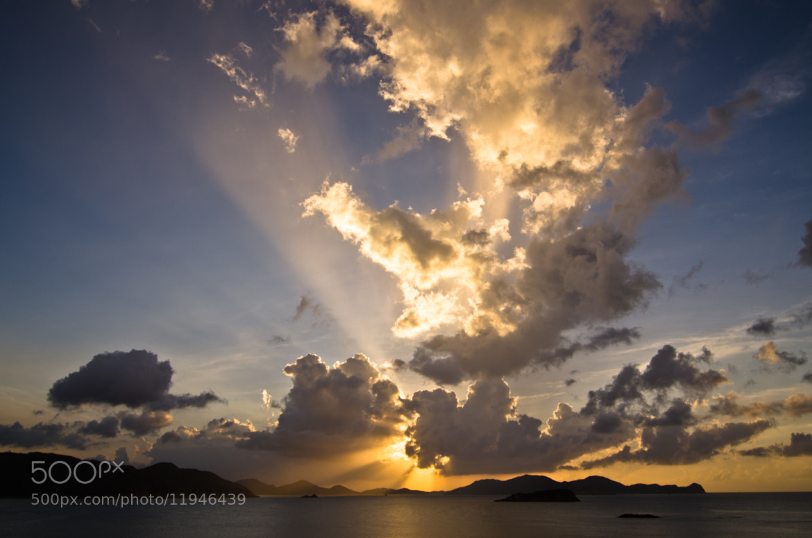 Photograph The sunrise is coming by magic hang on 500px
