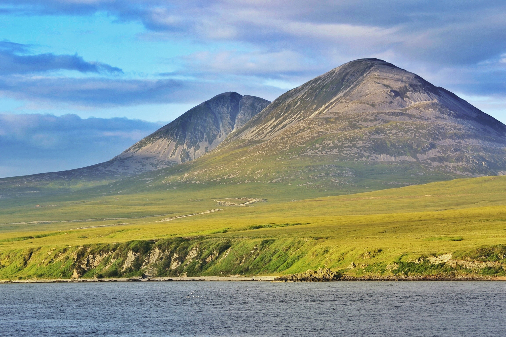 Photograph The glorious Isle of Jura  by Sarah johnson on 500px