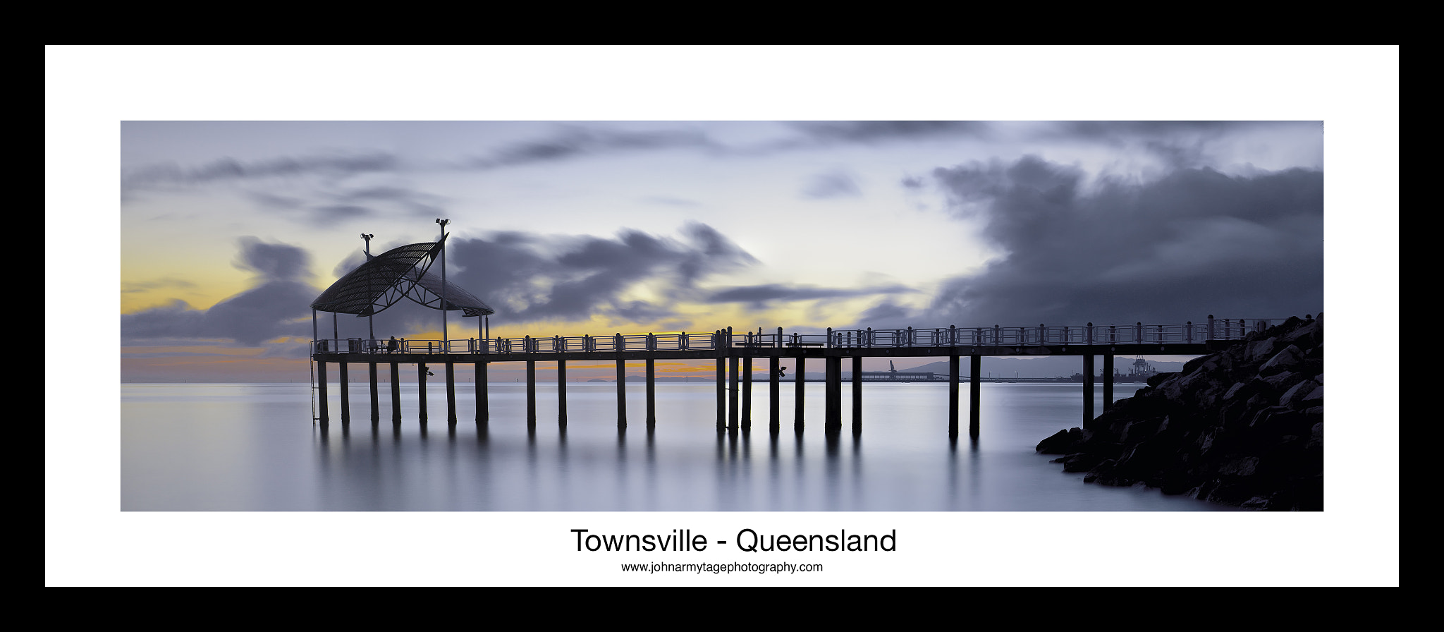 Photograph Townsville - QLD (The Strand Jetty) by John Armytage on 500px