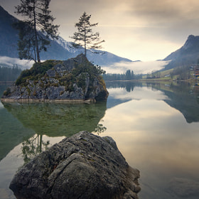 Hintersee by Kai Süselbeck (ksfotos)) on 500px.com