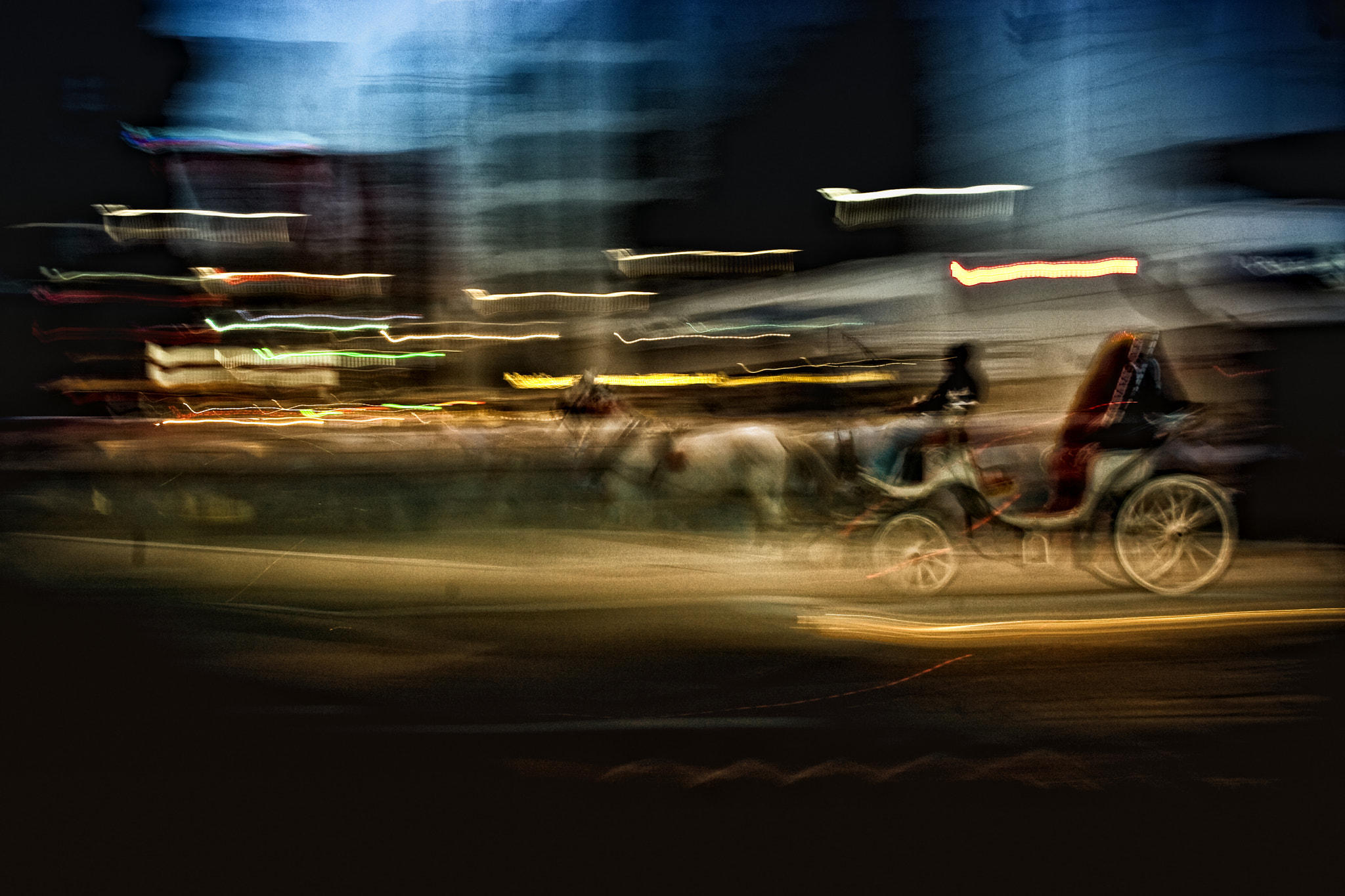 Photograph XIII - ghost rider in the city by Yunus Emre Ates on 500px
