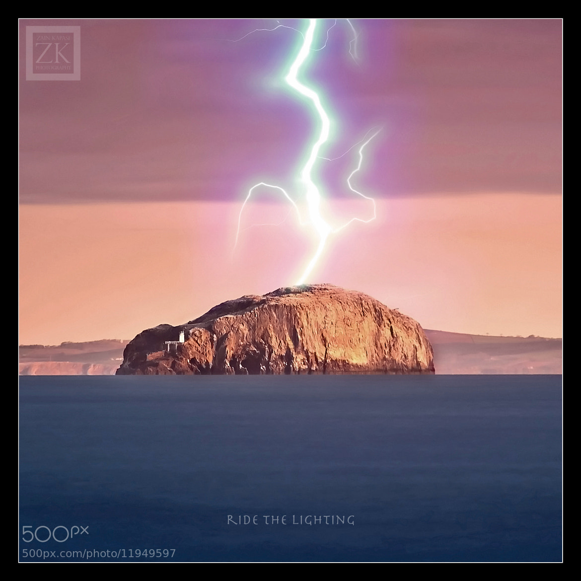 Photograph Ride the Lightning by Zain Kapasi on 500px