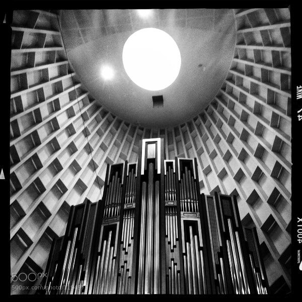 Photograph Organ Room by Victor Blondel on 500px