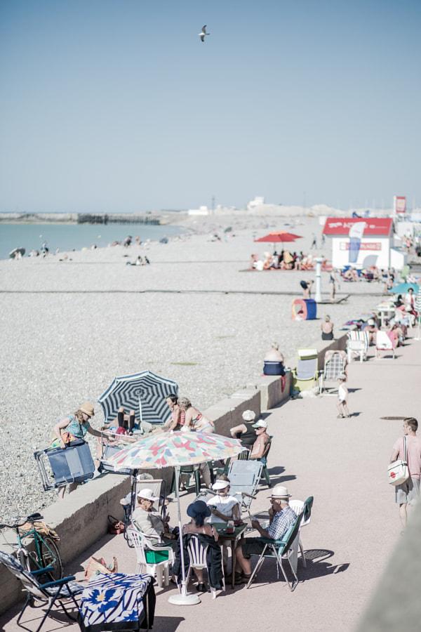 Vacances à Dieppe © Olivier Vax