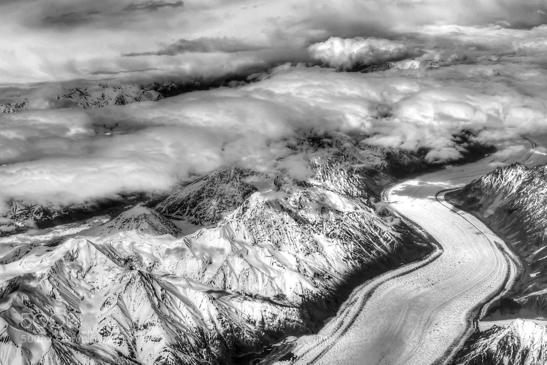 Photograph Glacier Snapshot by Chaluntorn Preeyasombat on 500px