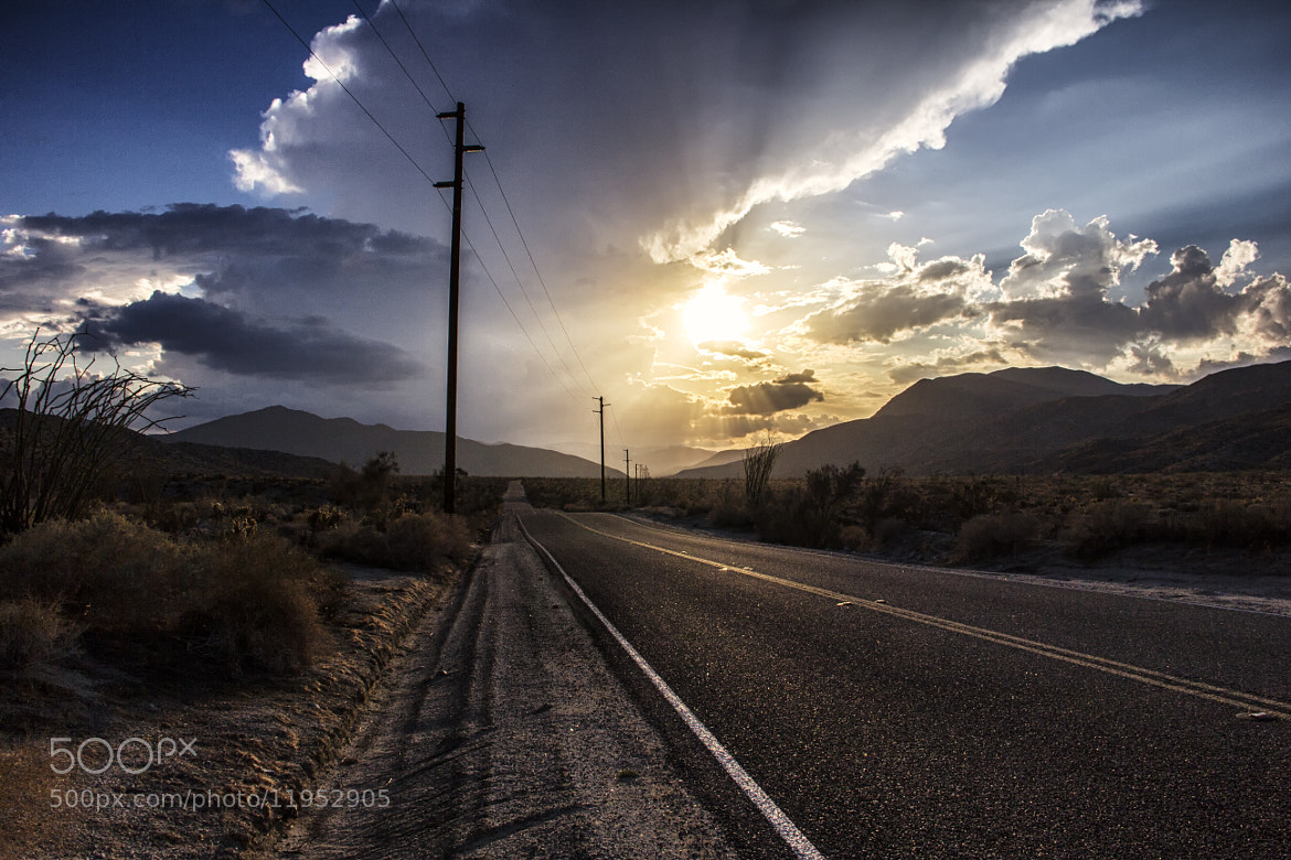 Photograph Route 78 by Mickey Strider on 500px