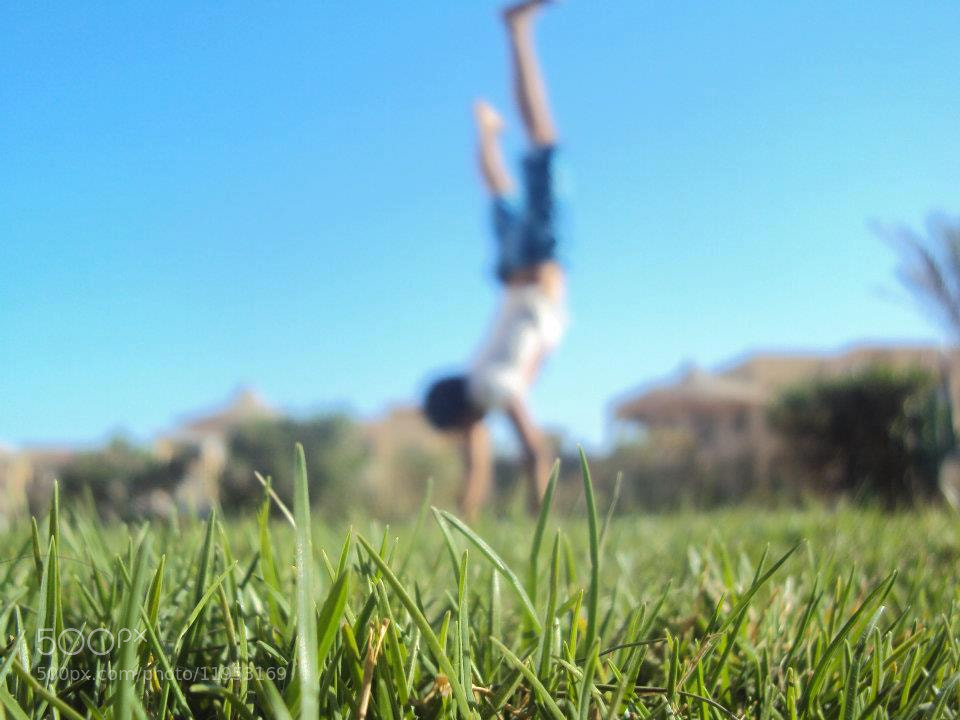 Photograph Hand Stand by Hadeer El-Bakry on 500px