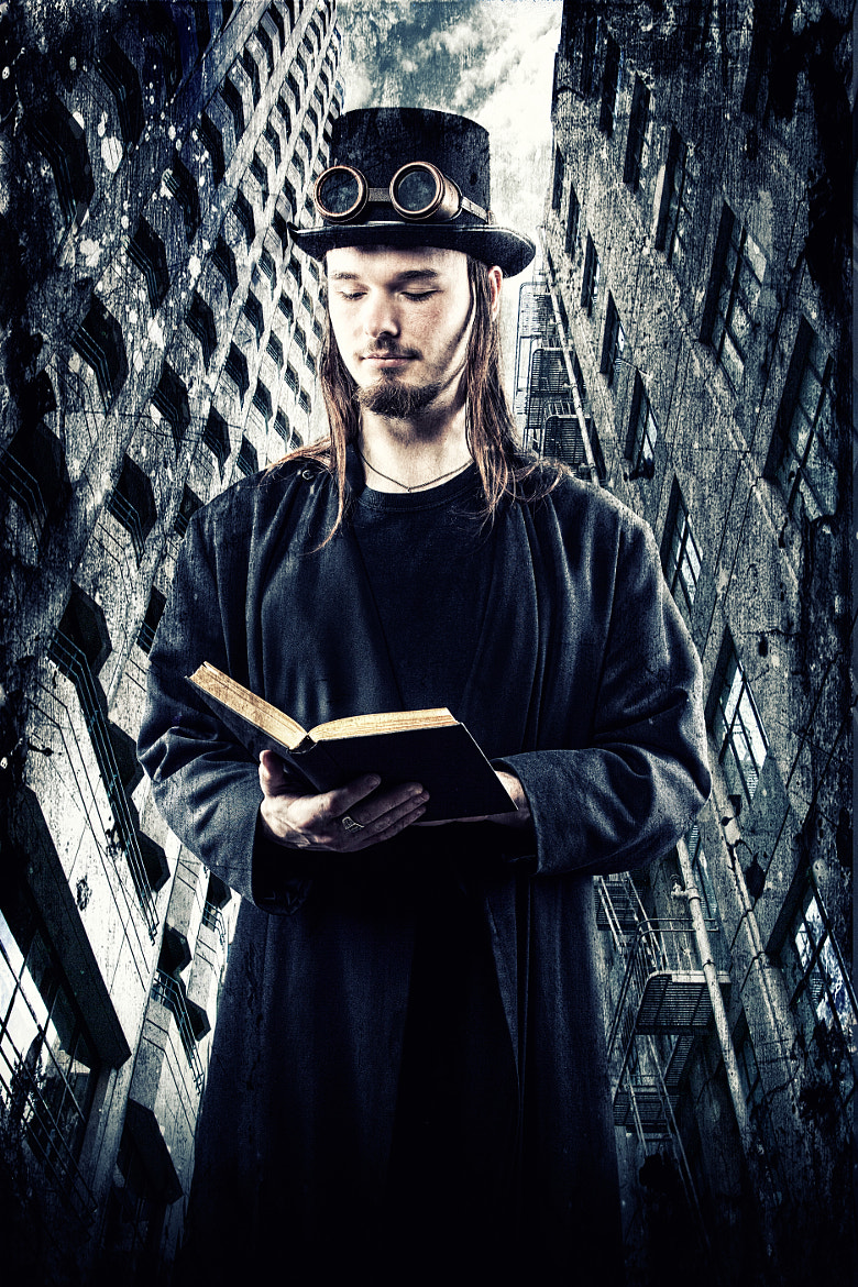 Photograph The Preacher by Innershadows Photography on 500px