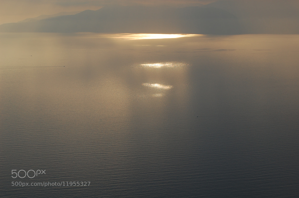 Photograph Painting from the sky to the sea... by Giorgio Mostarda on 500px