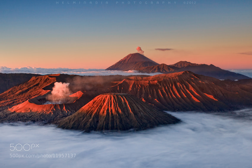 Photograph Tengger,Bromo,Semeru by Helminadia Ranford on 500px