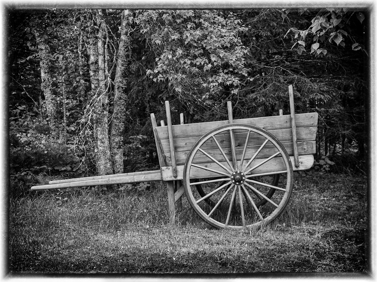 Photograph Acadian Wagon by chris white on 500px