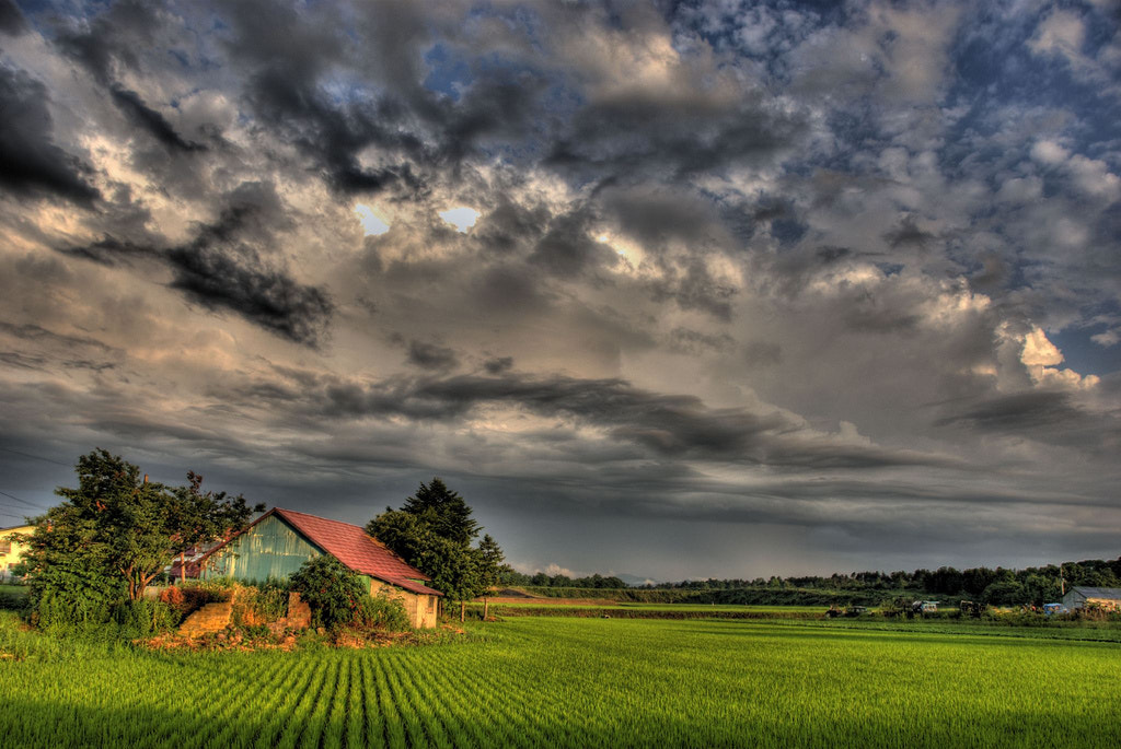 Photograph The Farm Defiant by Michael Martin on 500px