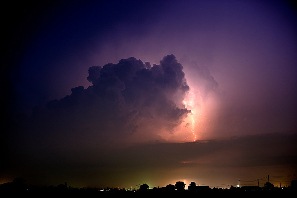 Photograph Wrath of the Lightning God by Michael Martin on 500px