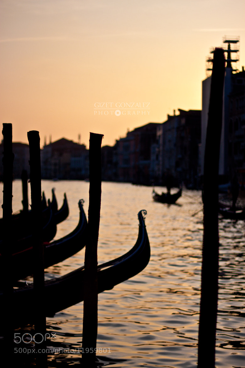 Photograph Venice's shapes by Gigi Photography on 500px