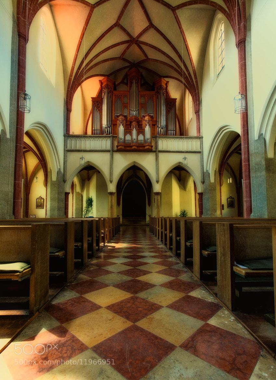 Photograph Church by Florian Klum on 500px